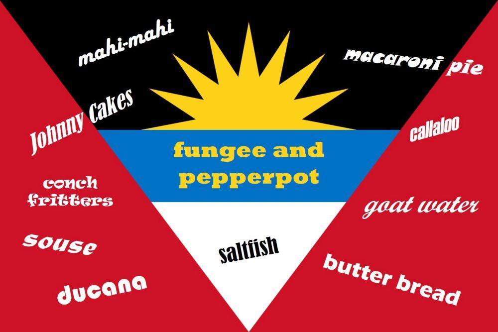 specialiteiten Antigua en Barbuda