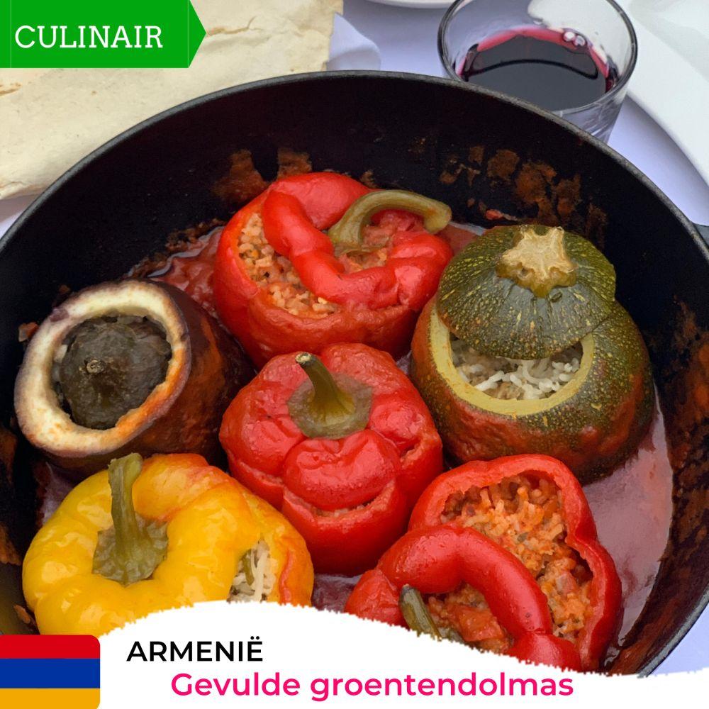 Armeense groentendolmas