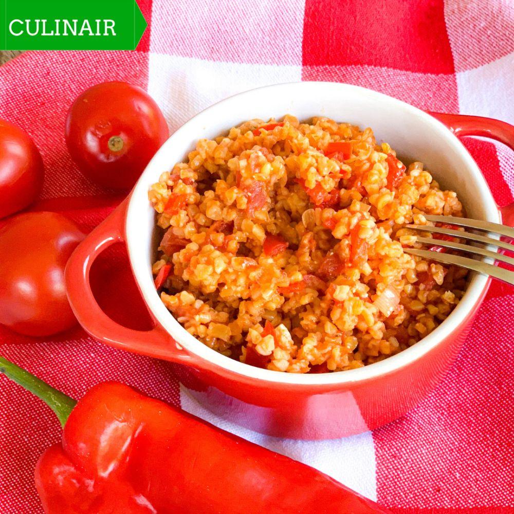 tomaten-paprikabulgur