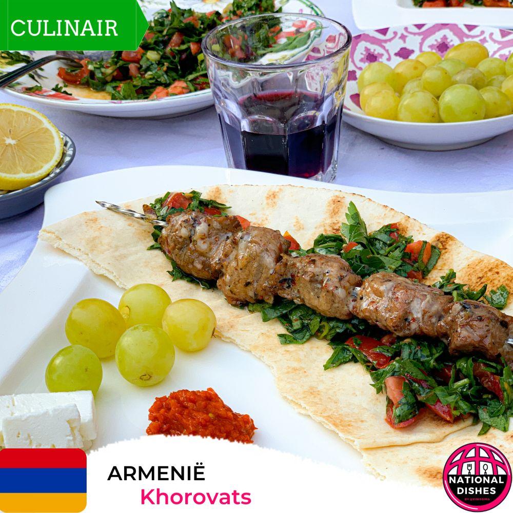 Armeense khoravats