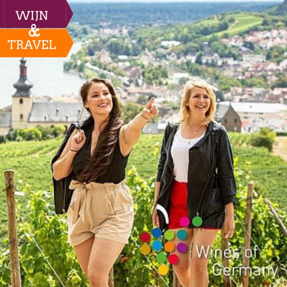 Reisgids wijnland Duitsland