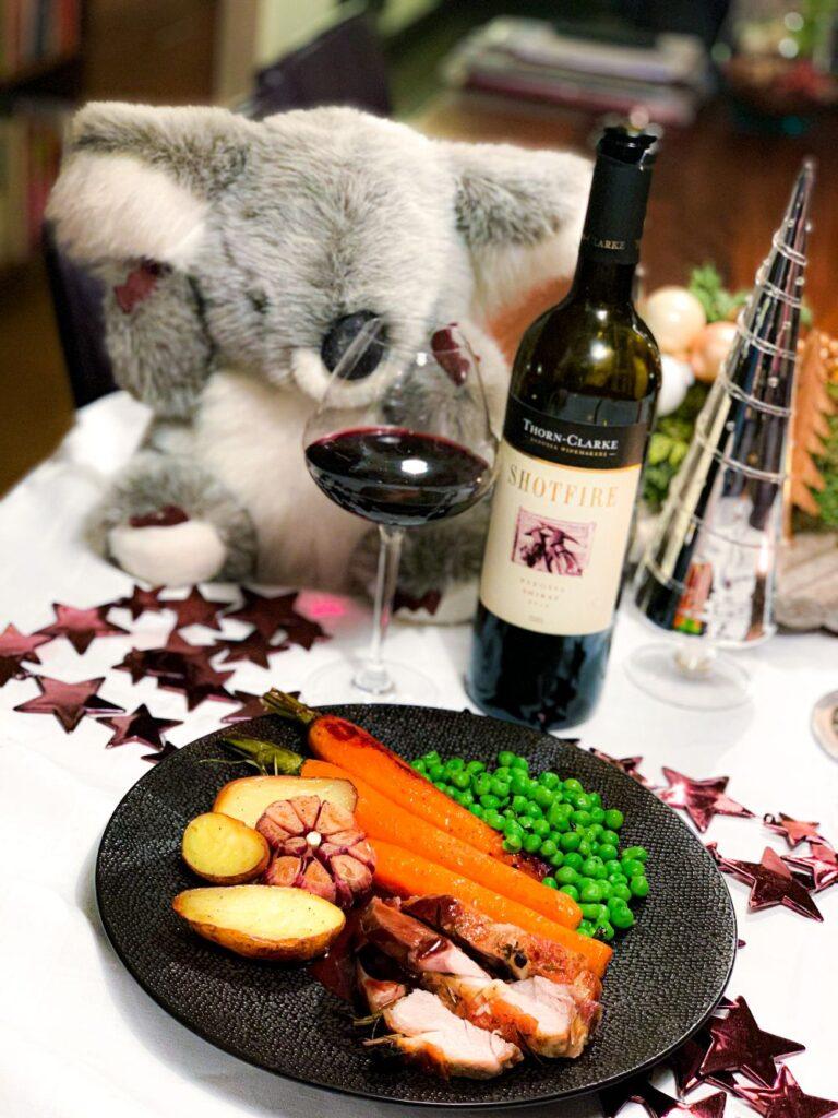 Nationaal gerecht Australië - roast lamb
