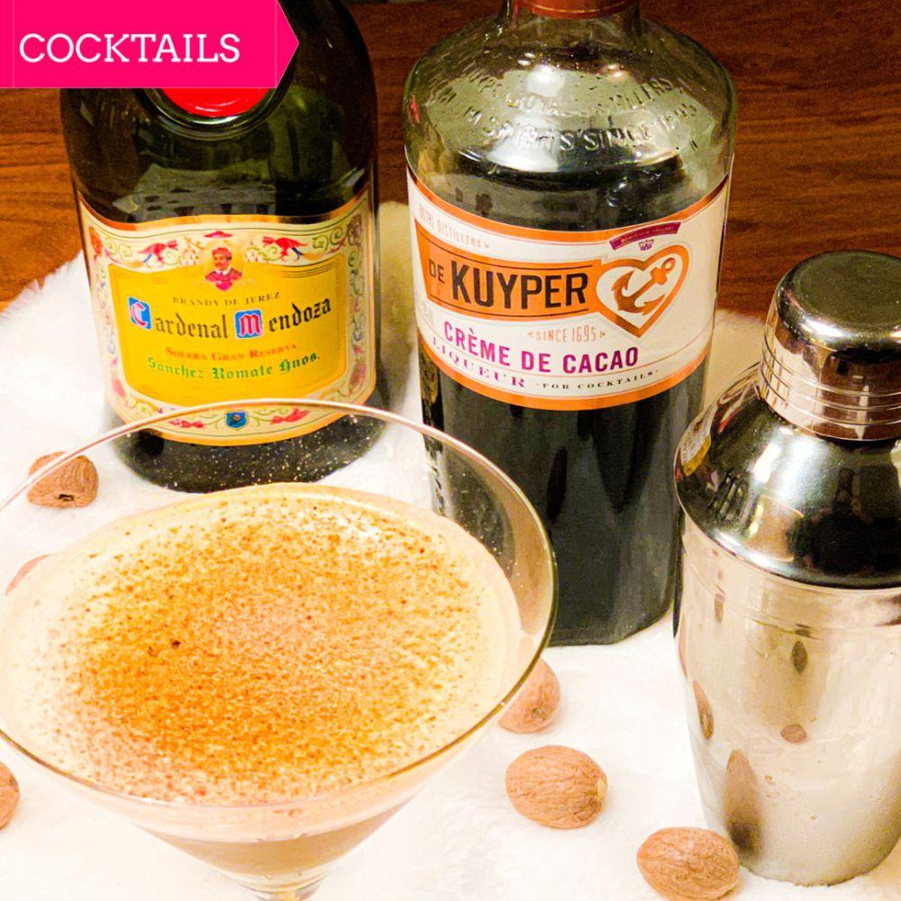 cocktail brandy alexander