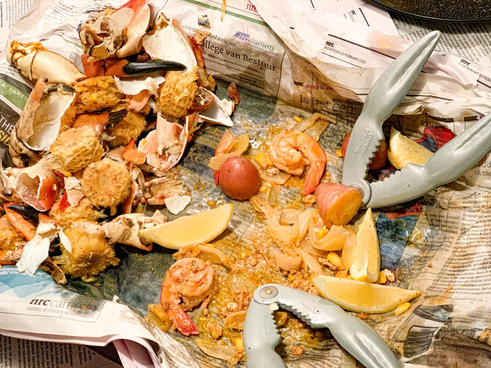 Tips Seafood Boil