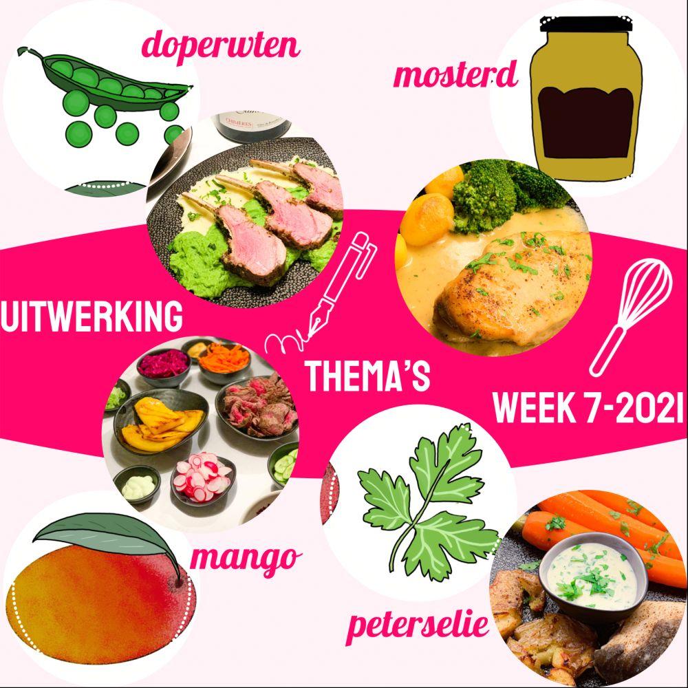 Uitwerking themas week 7-2021 - @vinissima
