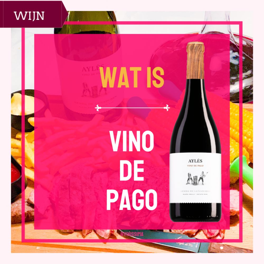 Wat is Vino de Pago