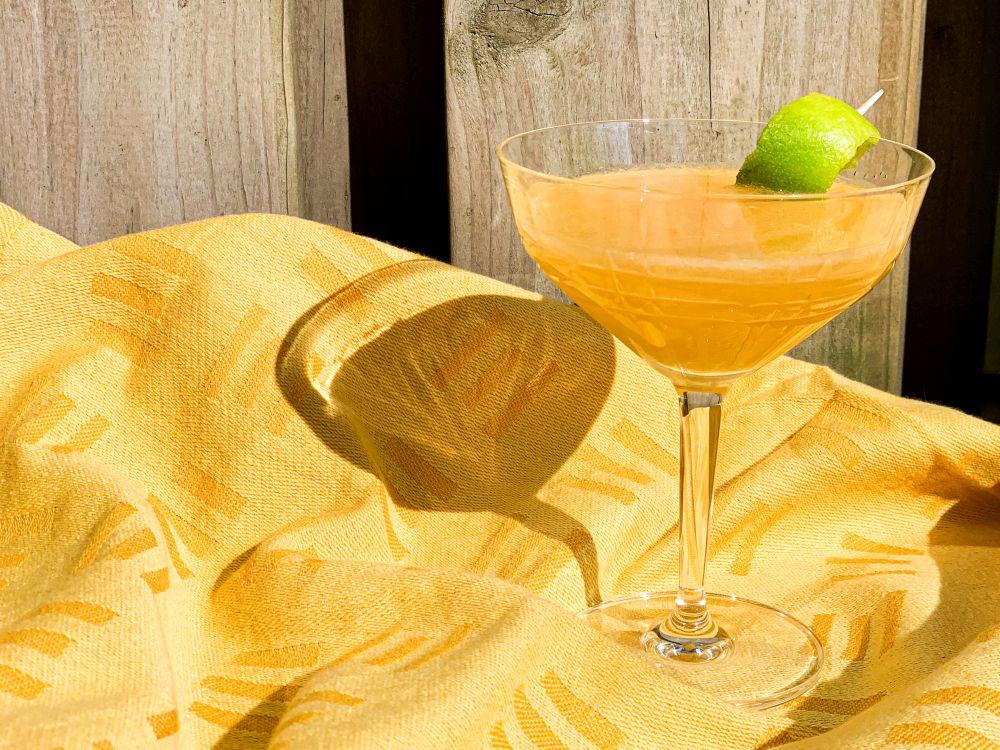 Barbados cocktail met falernum