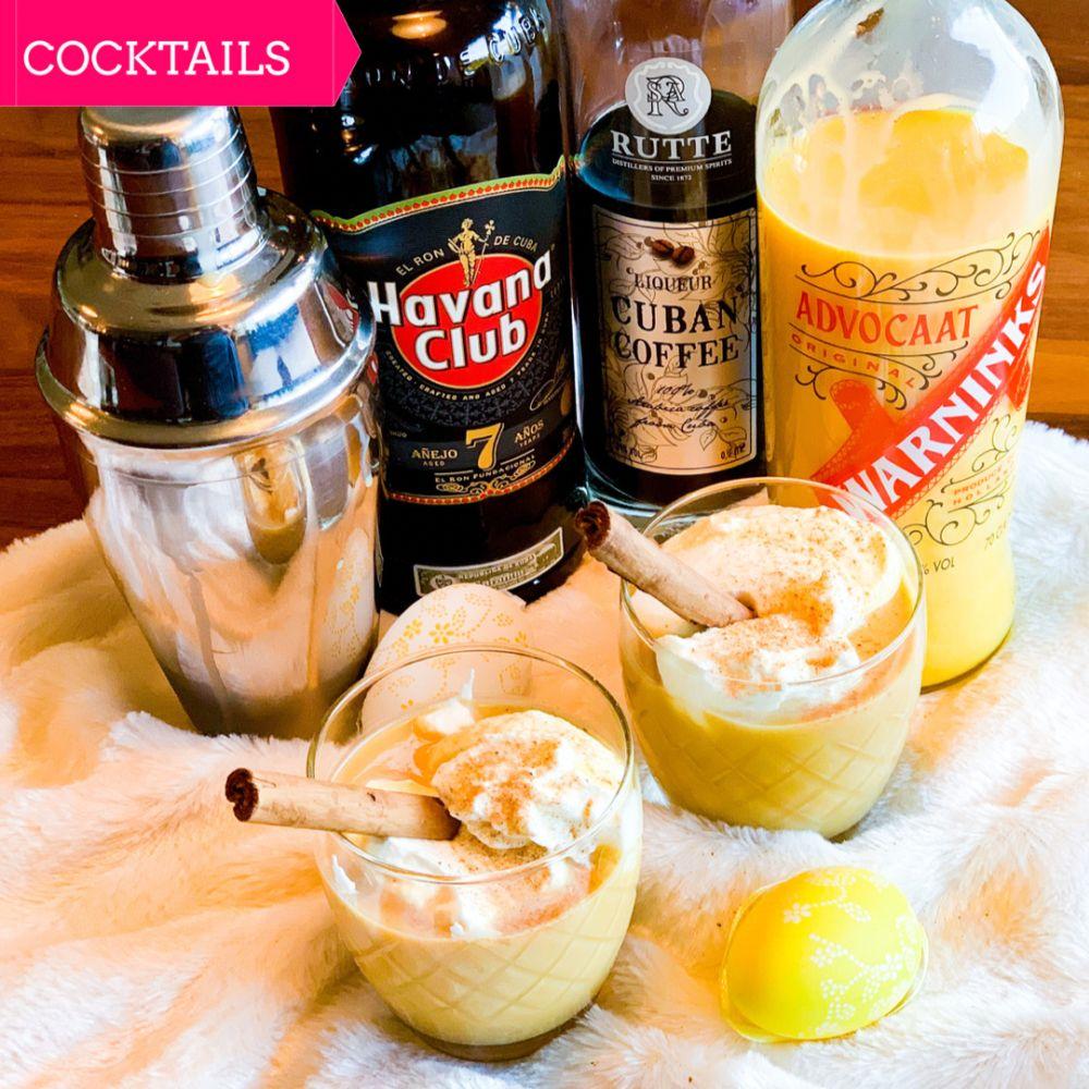 Cocktail Koffie Advocaat