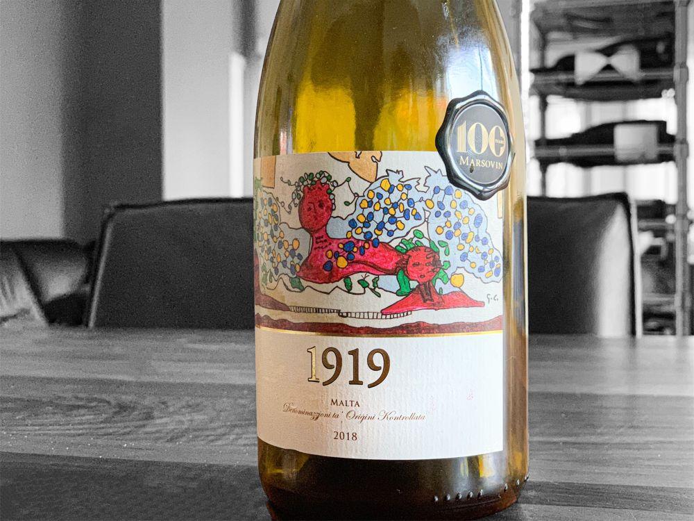 2018 Malta 1919 Red - Marsovin Winery