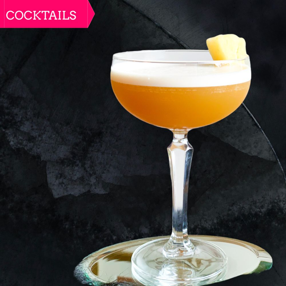 Cocktail Downhill Racer