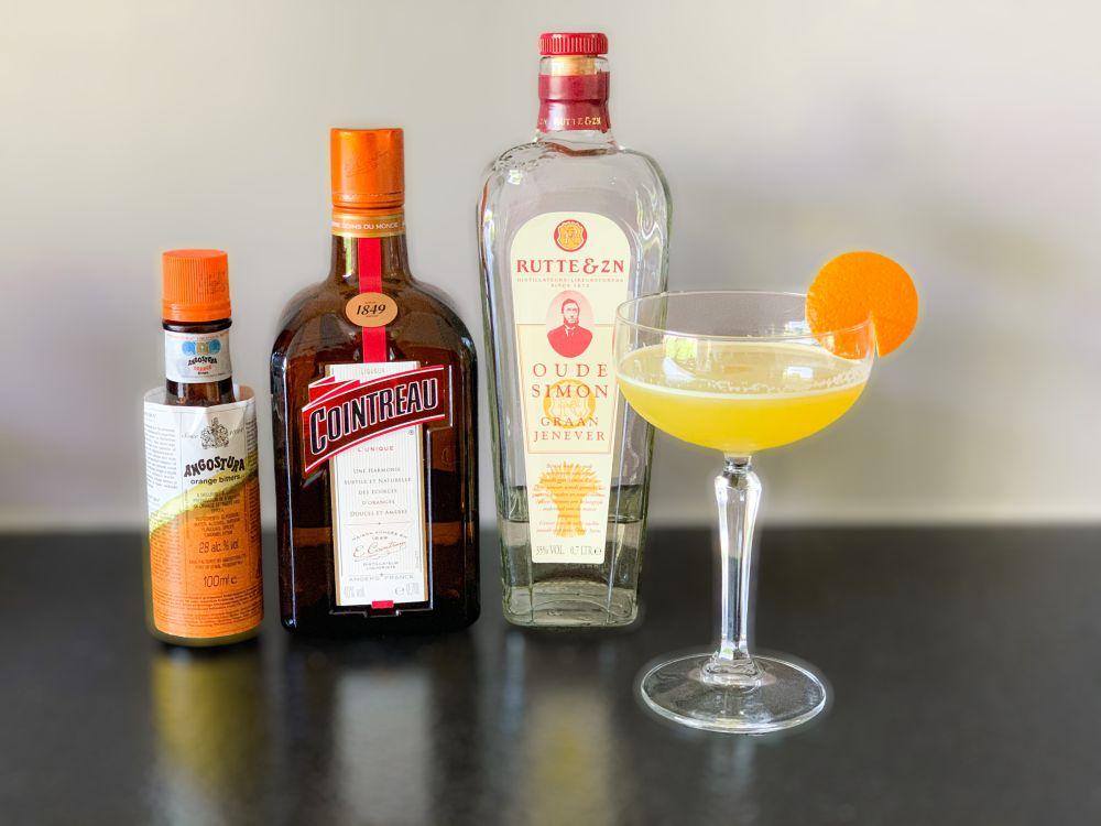 Ingrediënten Amsterdam Cocktail