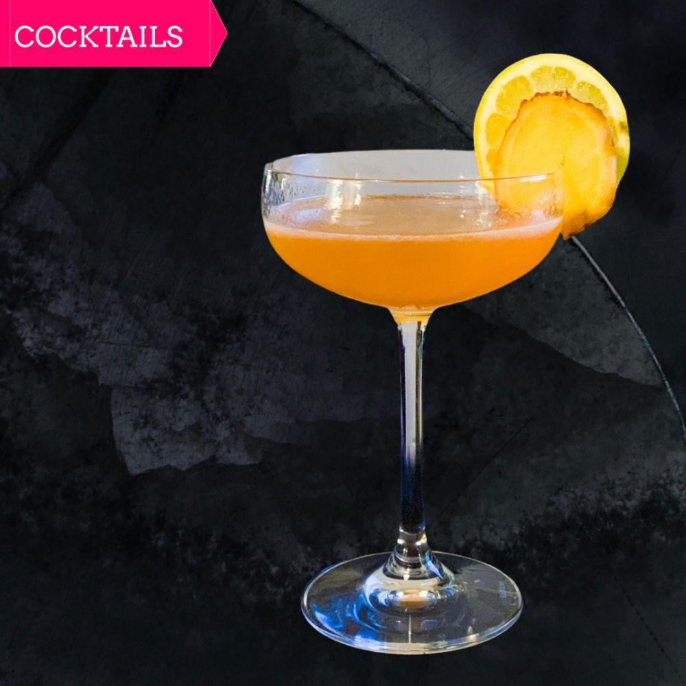 After dinner cocktail - Biggles Sidecar