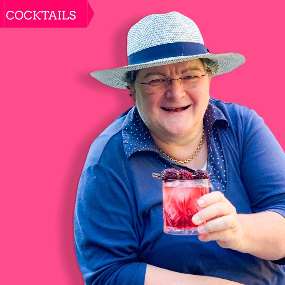 Cocktail Cranberry Purple Haze