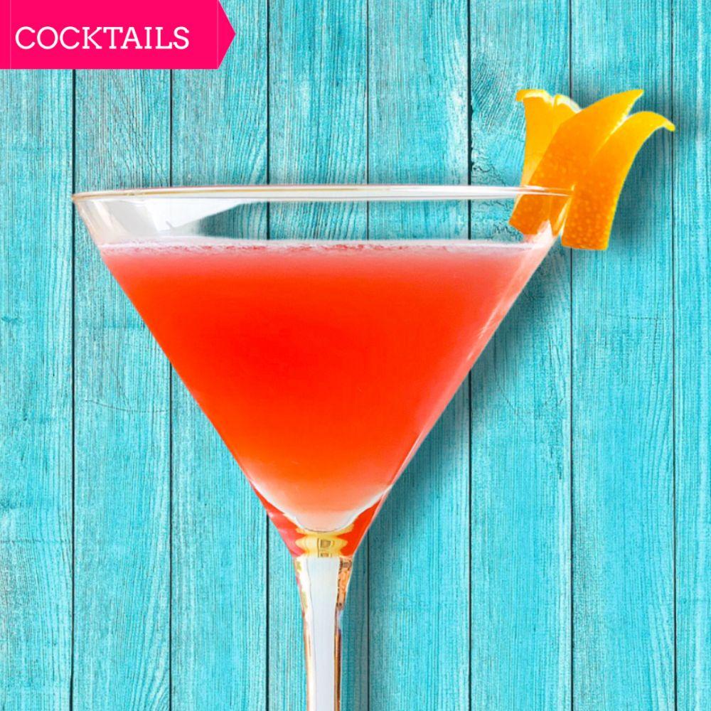Cocktail Man-Bour-Tini