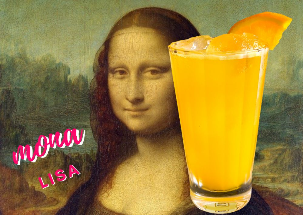 Cocktail Mona Lisa