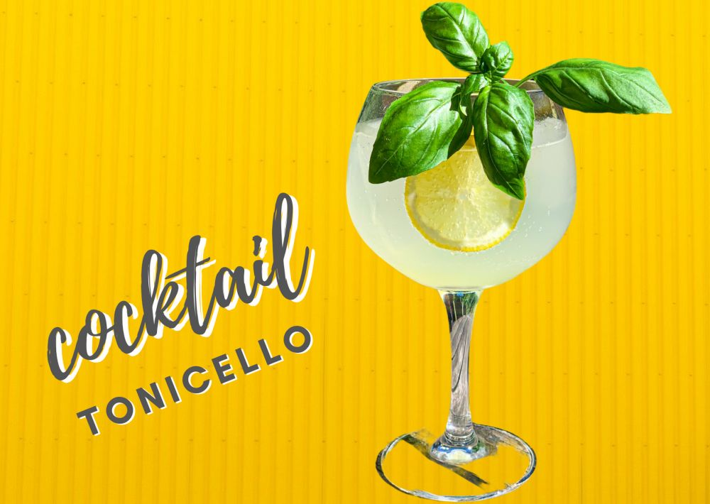 Cocktail Tonicello