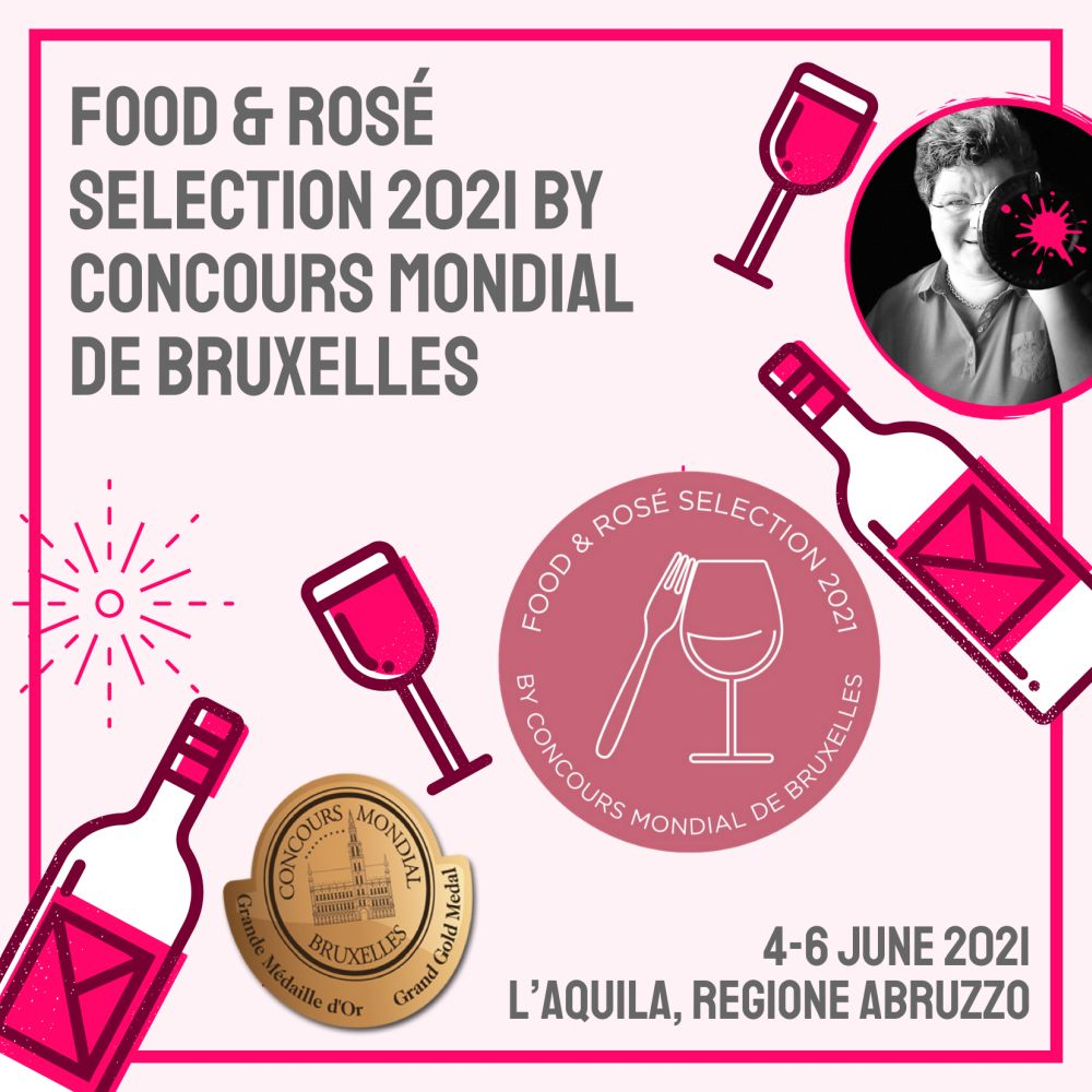 Food and Rosé Selection 2021