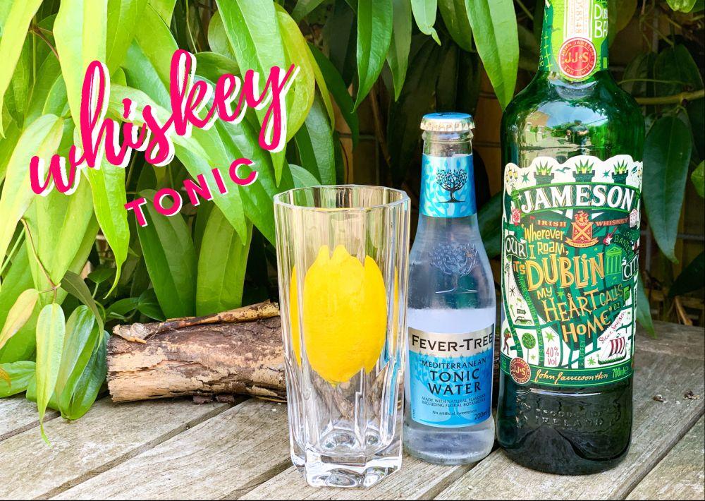 Whiskey-Tonic