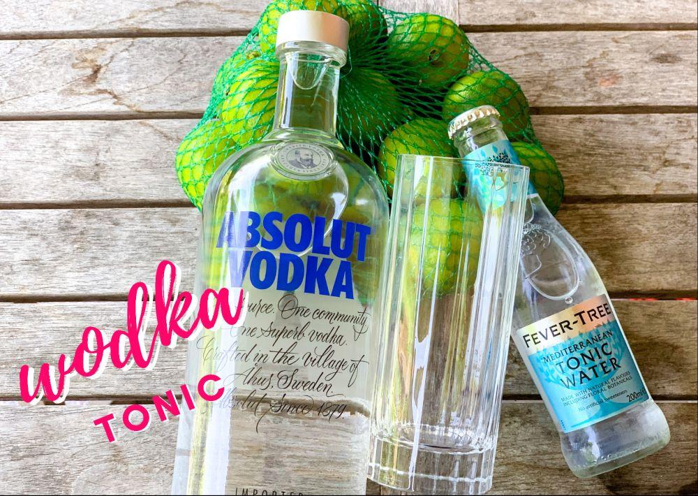 Wodka-Tonic
