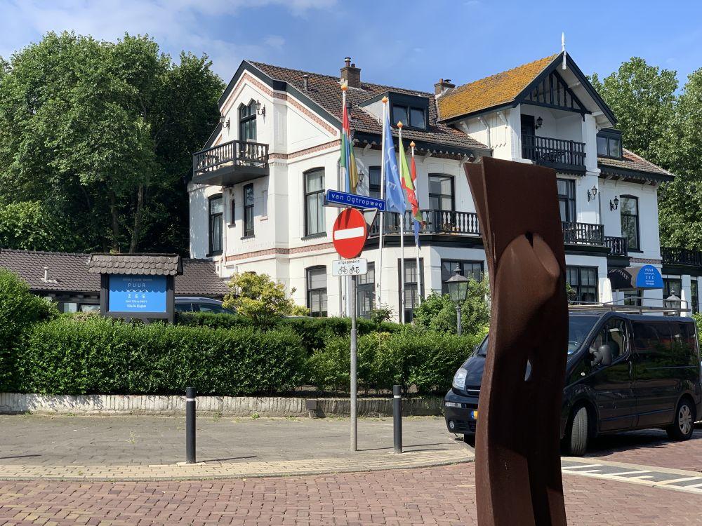 Puur Zee in villahotel Villa De Klughte in Wijk aan Zee