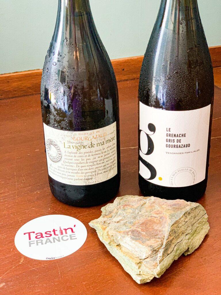 wijnen van Château Gourgazaud