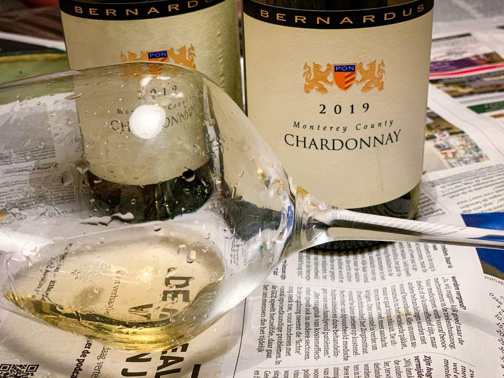 chardonnay van Bernardus